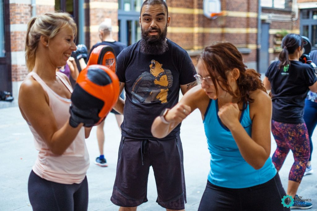 fit boxing 7 1024x683 - Les bienfaits du Fit Boxing
