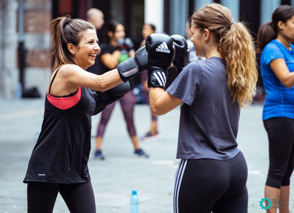 generale 3 1024x744 - Fit Boxing - Team Building